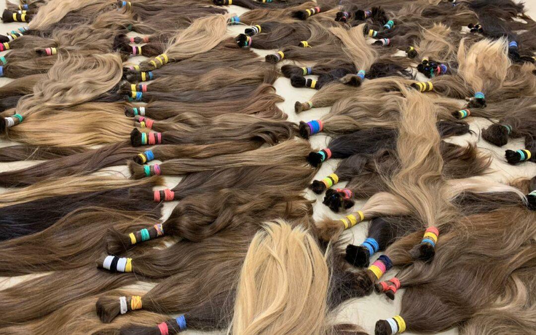 Благотворительная ценность от продажи волос