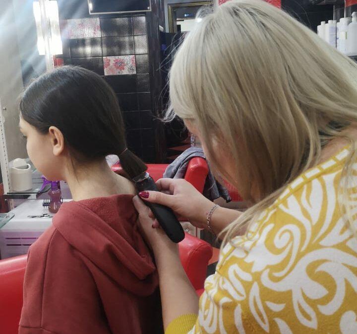 Как ухаживать за волосами, чтобы продать их?