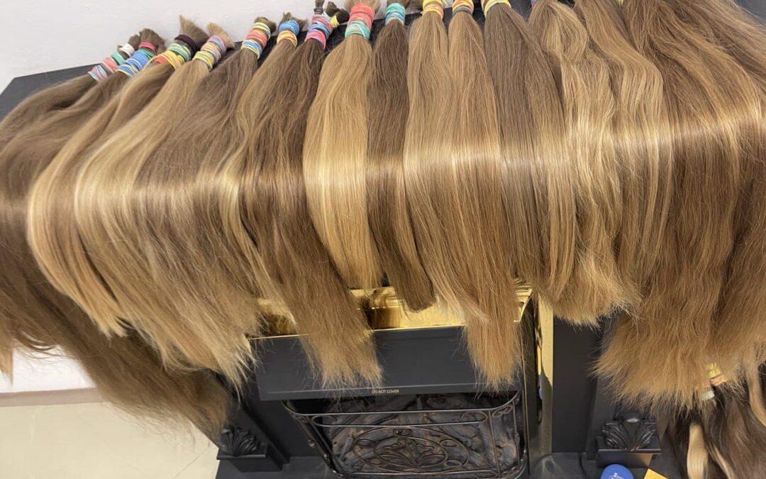 В интернете можно продавать волосы!